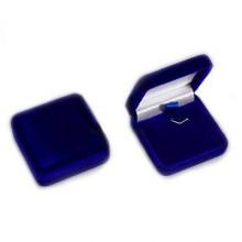 Modrá krabička na samostatný přívěsek