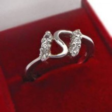 Stříbrný prstýnek (KPS154)