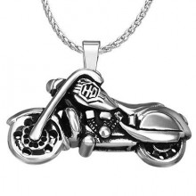 Přívěsek Harley z chirurgické oceli (KPR054)