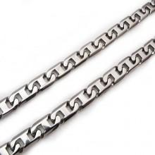 Pánský řetízek z chirurgické oceli (KR020)