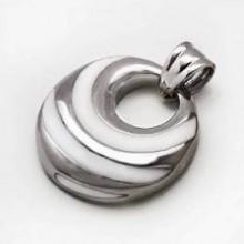 Dámský přívěsek z chirurgické oceli (KPR078)