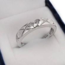 Stříbrný prstýnek (KPS152)