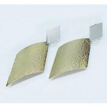Dlouhé náušnice z chirurgické oceli (KNA038)
