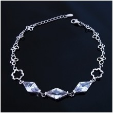 Stříbrný dámský náramek (KNZS048)