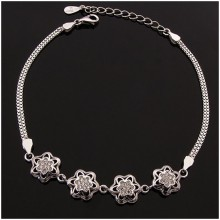 Stříbrný dámský náramek (KNZS052)