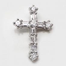 Stříbrný křížek (KPŘS097)