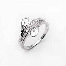 Stříbrný prsten KPS003