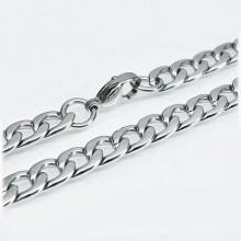 Pánský řetěz z chirurgické oceli (KR043)
