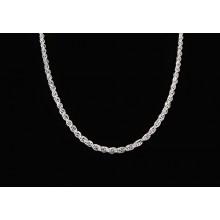 Stříbrný řetízek pro přívěsek (KRS001)