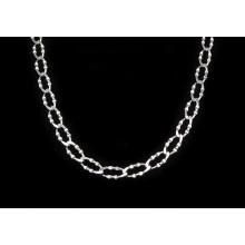 Stříbrný řetízek (KRS012)