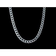 Stříbrný řetízek satinovaný (KRS025)