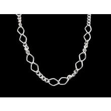 Stříbrný řetízek (KRS026)