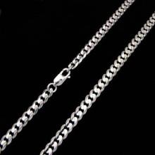 Stříbrný řetízek (KRS050)