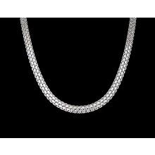 Stříbrný řetízek dámský (KRS028)