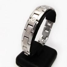 Pánský náramek z chirurgické oceli (KN106)