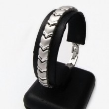 Dámský náramek z chirurgické oceli (KND29)