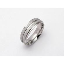 Dámský prsten z chirurgické oceli (KPZ1)