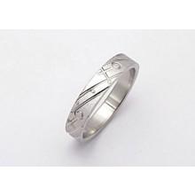 Dámský prsten z chirurgické oceli (KPZ3)