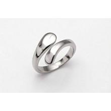 Dámský prsten z chirurgické oceli (KPZ6)