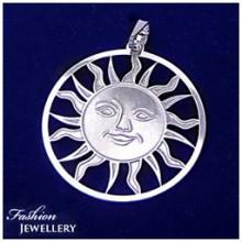 Stříbrný přívěsek slunce (KPRS152)