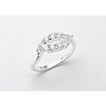 Stříbrný prsten KPS005