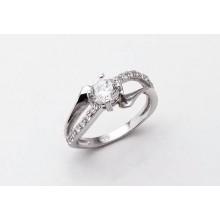 Stříbrný prsten KPS013