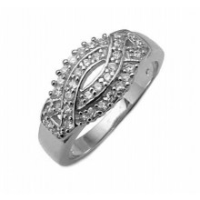 Stříbrný prsten KPS023