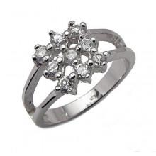 Stříbrný prsten KPS032