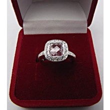 Stříbrný prsten KPS036