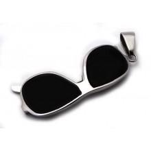 Přívěsek sluneční brýle-chirurgická Ocel (KPR026)