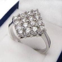 Stříbrný prsten KPS050