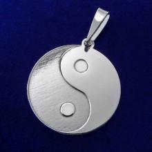 Přívěsek Jin jang - stříbrný (KPRS081)