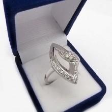 Stříbrný prsten KPS086