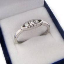 Stříbrný prsten KPS096